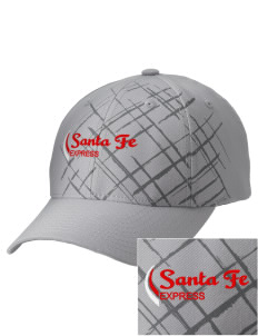 Santa Fe Elementary School South Indians Embroidered Mixed Media Cap
