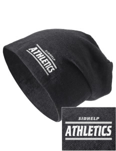 SIDHelp Athletics Embroidered Slouch Beanie