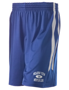 "Meadow View School Mountain Lions Holloway Women's Pinelands Short, 8"" Inseam"