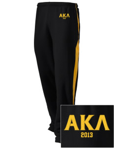 Alpha Kappa Lambda Embroidered Holloway Men's Pivot Warm Up Pants