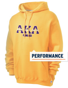 Alpha Kappa Lambda Russell Men's Dri-Power Hooded Sweatshirt