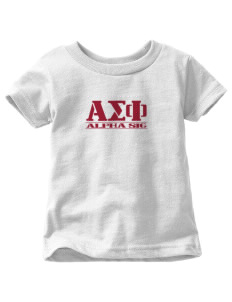 Alpha Sigma Phi  Toddler Jersey T-Shirt
