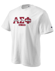 Alpha Sigma Phi Champion Men's Tagless T-Shirt