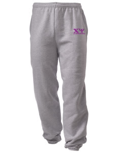 Chi Psi Sweatpants with Pockets