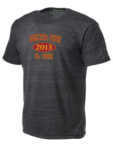 Delta Chi Alternative Men's Eco Heather T-shirt