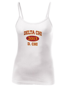 Delta Chi Women's Louise Longer Length Tank