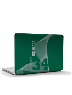 "Delta Sigma Phi Apple MacBook Pro 15.4"" Skin"