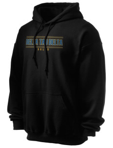 Delta Tau Delta Ultra Blend 50/50 Hooded Sweatshirt