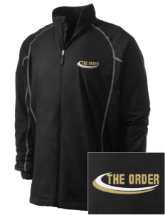 Kappa Alpha Order Embroidered Men's Nike Golf Full Zip Wind Jacket