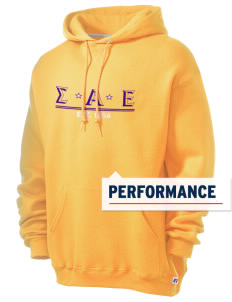 Sigma Alpha Epsilon Russell Men's Dri-Power Hooded Sweatshirt