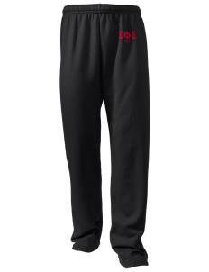 Sigma Phi Epsilon Embroidered Holloway Men's 50/50 Sweatpants