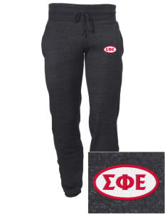 Sigma Phi Epsilon Embroidered Alternative Men's 6.4 oz Costanza Gym Pant