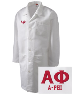 Alpha Phi Full-Length Lab Coat
