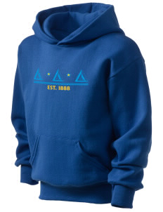 Delta Delta Delta Kid's Hooded Sweatshirt