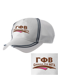 Gamma Phi Beta  Embroidered Champion Athletic Cap