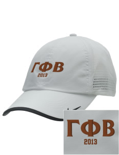 Gamma Phi Beta Embroidered Nike Dri-FIT Swoosh Perforated Cap