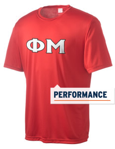 Phi Mu Men's Competitor Performance T-Shirt