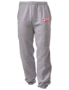 Phi Mu Sweatpants with Pockets