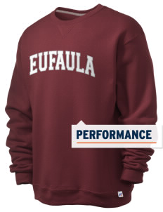 Eufaula Middle School Spartans  Russell Men's Dri-Power Crewneck Sweatshirt