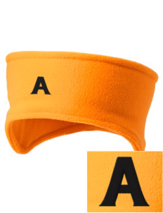 Acacia Embroidered Fleece Headband