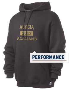 Acacia Russell Men's Dri-Power Hooded Sweatshirt