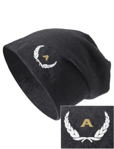 Acacia Embroidered Slouch Beanie