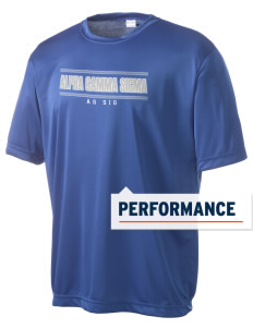 Alpha Gamma Sigma Men's Competitor Performance T-Shirt