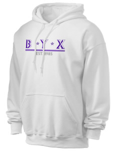 Beta Upsilon Chi Ultra Blend 50/50 Hooded Sweatshirt