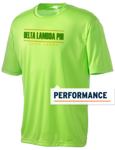 Delta Lambda Phi Men's Competitor Performance T-Shirt