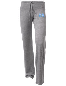 Delta Phi Alternative Women's Eco-Heather Pants