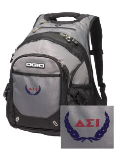 Delta Sigma Iota Embroidered OGIO Fugitive Backpack