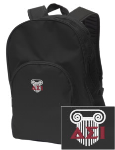 Delta Sigma Iota Embroidered Value Backpack