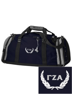 Gamma Zeta Alpha Embroidered OGIO All Terrain Duffel
