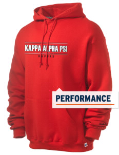 Kappa Alpha Psi Russell Men's Dri-Power Hooded Sweatshirt