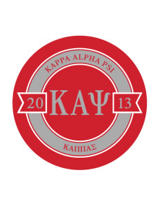 Kappa Alpha Psi Sticker
