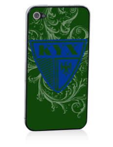 Kappa Upsilon Chi Apple iPhone 4/4S Skin