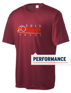 Omega Delta Phi Men's Competitor Performance T-Shirt