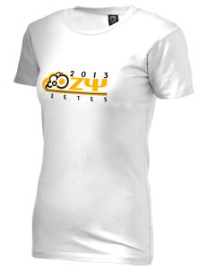 Zeta Psi Alternative Women's Basic Crew T-Shirt