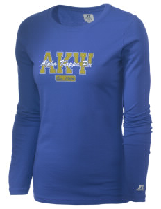 Alpha Kappa Psi  Russell Women's Long Sleeve Campus T-Shirt