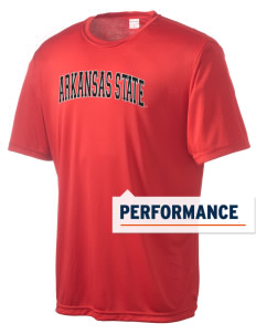 Arkansas State University Red Wolves Men's Competitor Performance T-Shirt