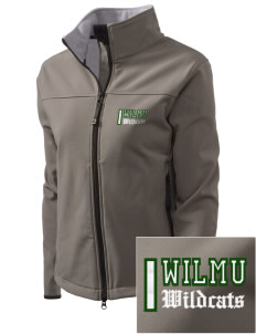 Wilmington University Wildcats Embroidered Women's Glacier Soft Shell Jacket