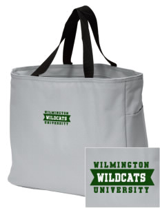 Wilmington University Wildcats Embroidered Essential Tote