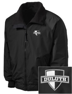 Duluth Business University University Embroidered Tall Men's Challenger Jacket