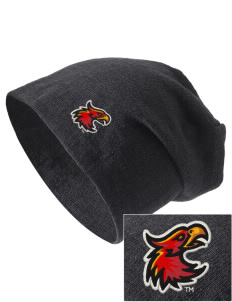 Arizona Christian University Firestorm Embroidered Slouch Beanie