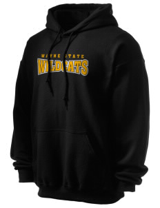 Wayne State College Wildcats Ultra Blend 50/50 Hooded Sweatshirt
