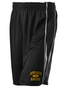 "College of Southern Maryland Hawks Holloway Women's Piketon Short, 8"" Inseam"