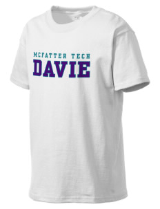 McFatter Technical Center Davie Kid's Lightweight T-Shirt
