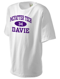 McFatter Technical Center Davie Kid's Organic T-Shirt