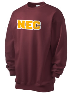 New England Conservatory of Music Penguins Men's 7.8 oz Lightweight Crewneck Sweatshirt