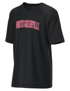 North Greenville University Crusaders Kid's Ultimate Performance T-Shirt